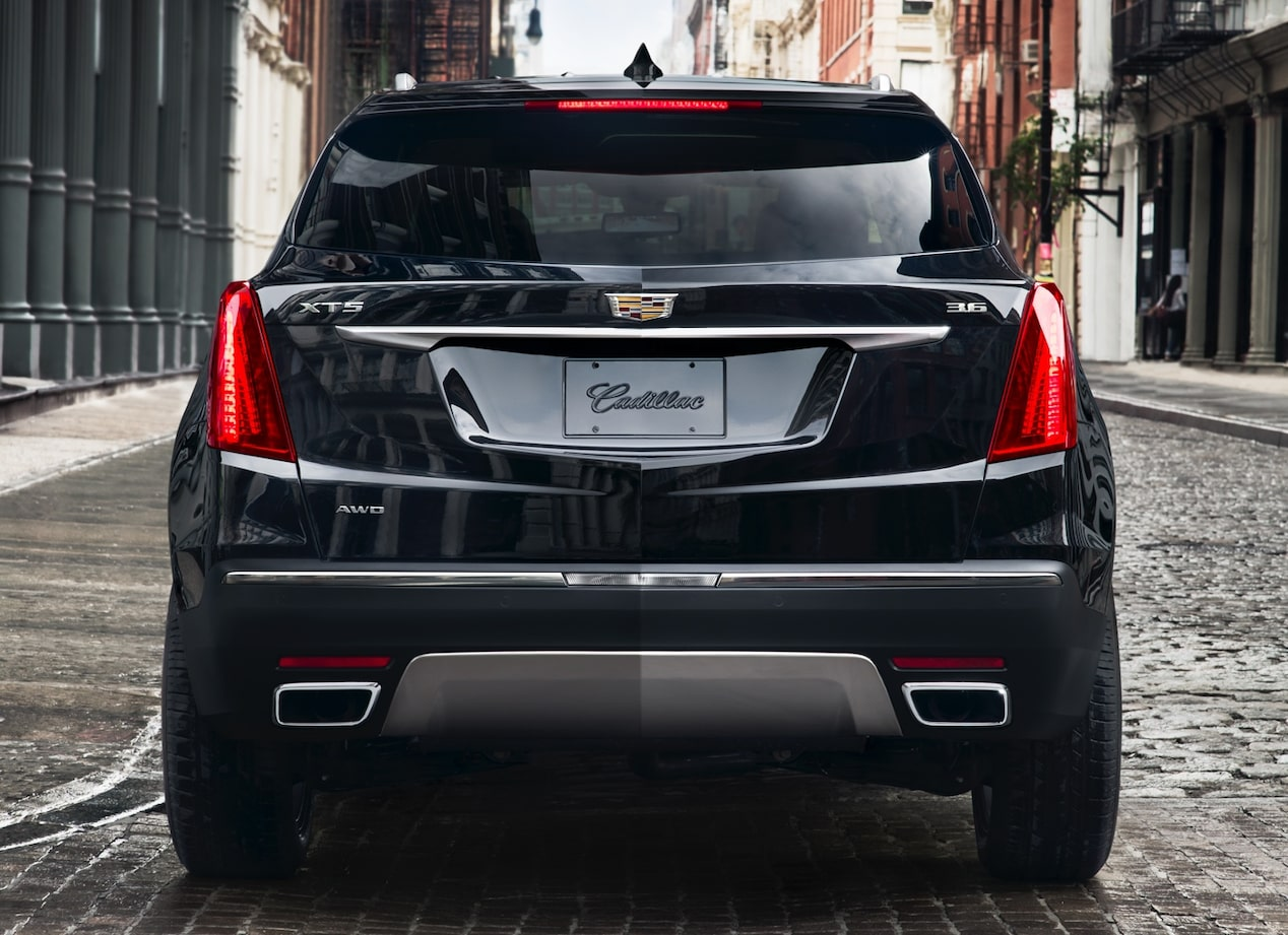 2018 XT5 Crossover - Photo Gallery | Cadillac