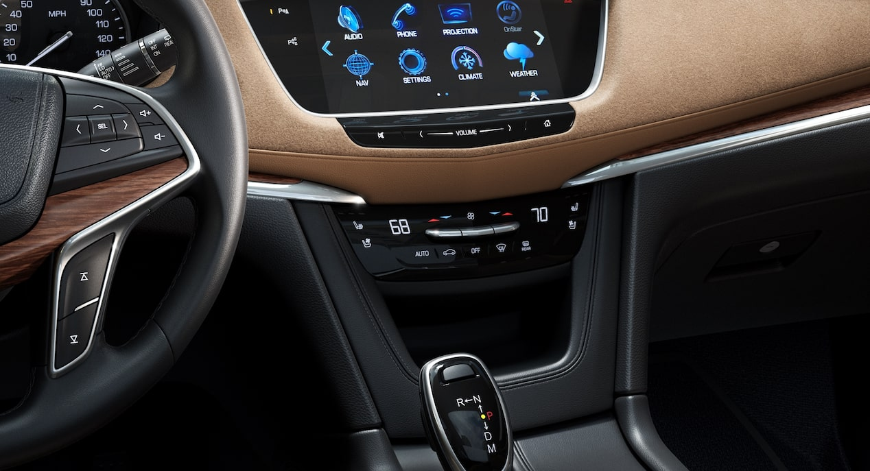 2018 XT5 Crossover - Photo Gallery | Cadillac