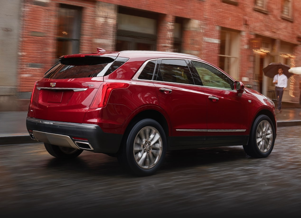 to suv bmw srx cadillac considers compete against models