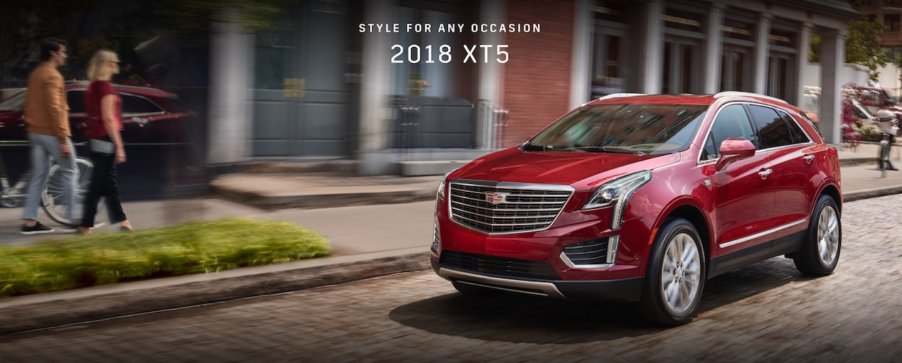 2018 xt5 crossover cadillac. Black Bedroom Furniture Sets. Home Design Ideas