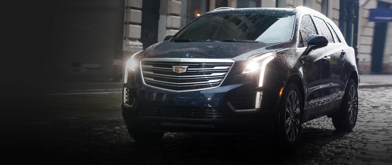 2018 Xt5 Crossover Cadillac