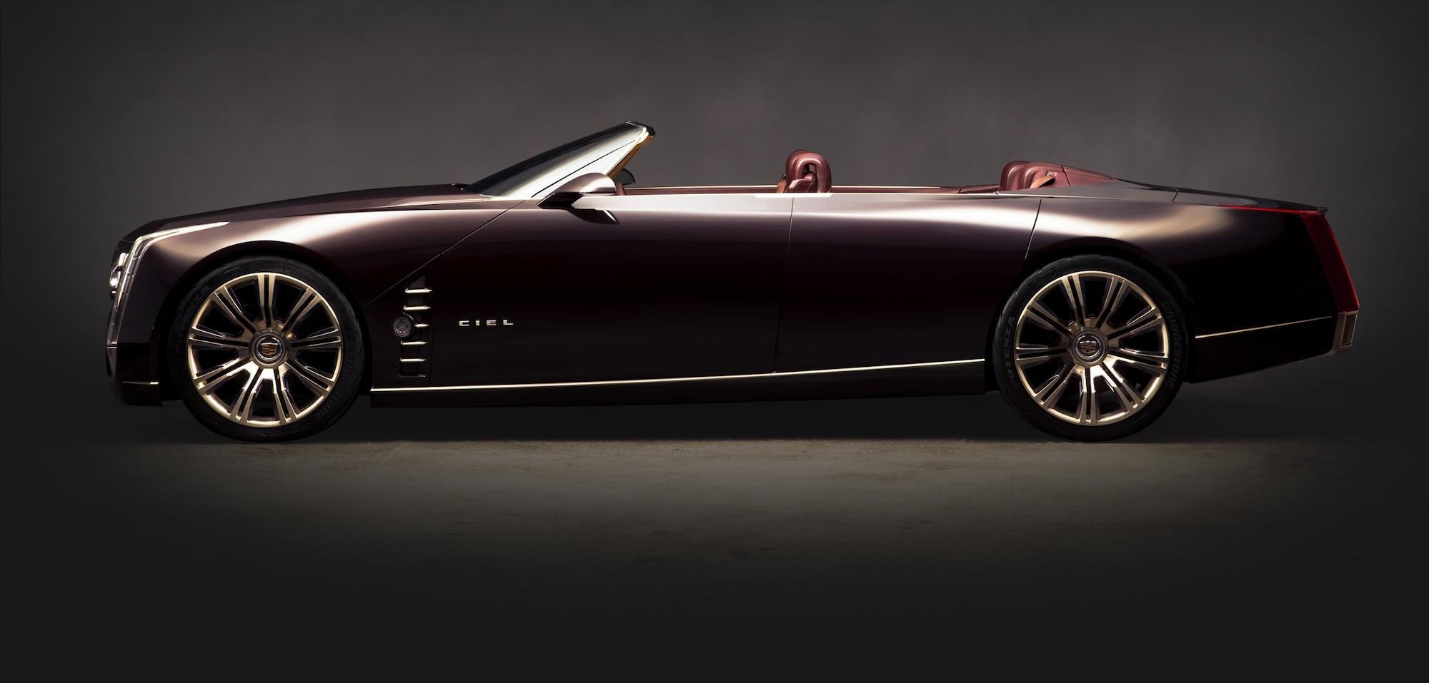 Cadillac concept ciel price