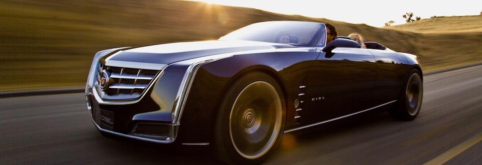 Cadillac Ciel Price >> Ciel Future Concept Car Four Seat Convertible