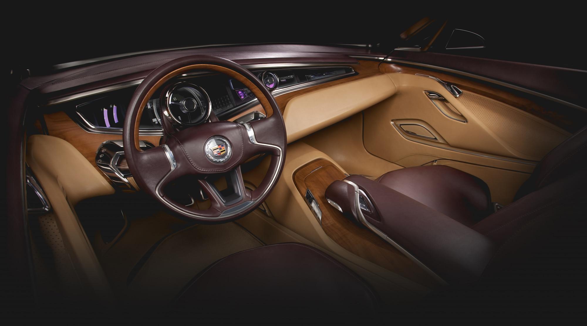 Ciel Concept Car Interior