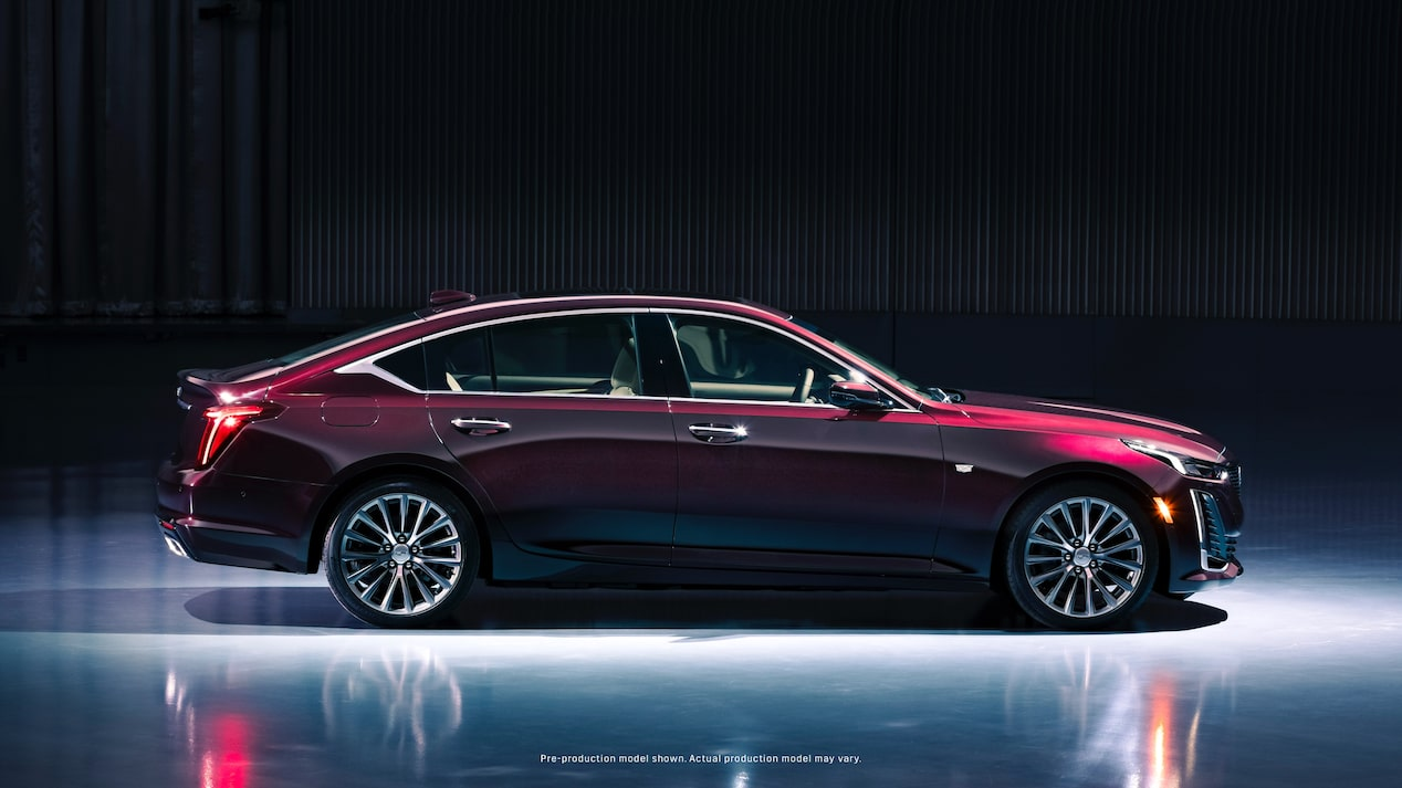 Introducing The First-Ever CT5 Sedan - Arriving Late 2019