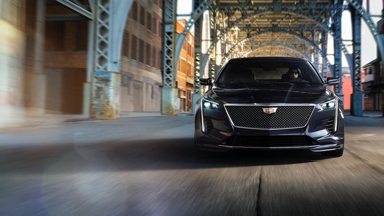 2019 Ct6 V Sedan Cadillac