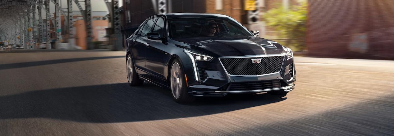 2019 Cadillac Ct6 V Sedan Front Exterior