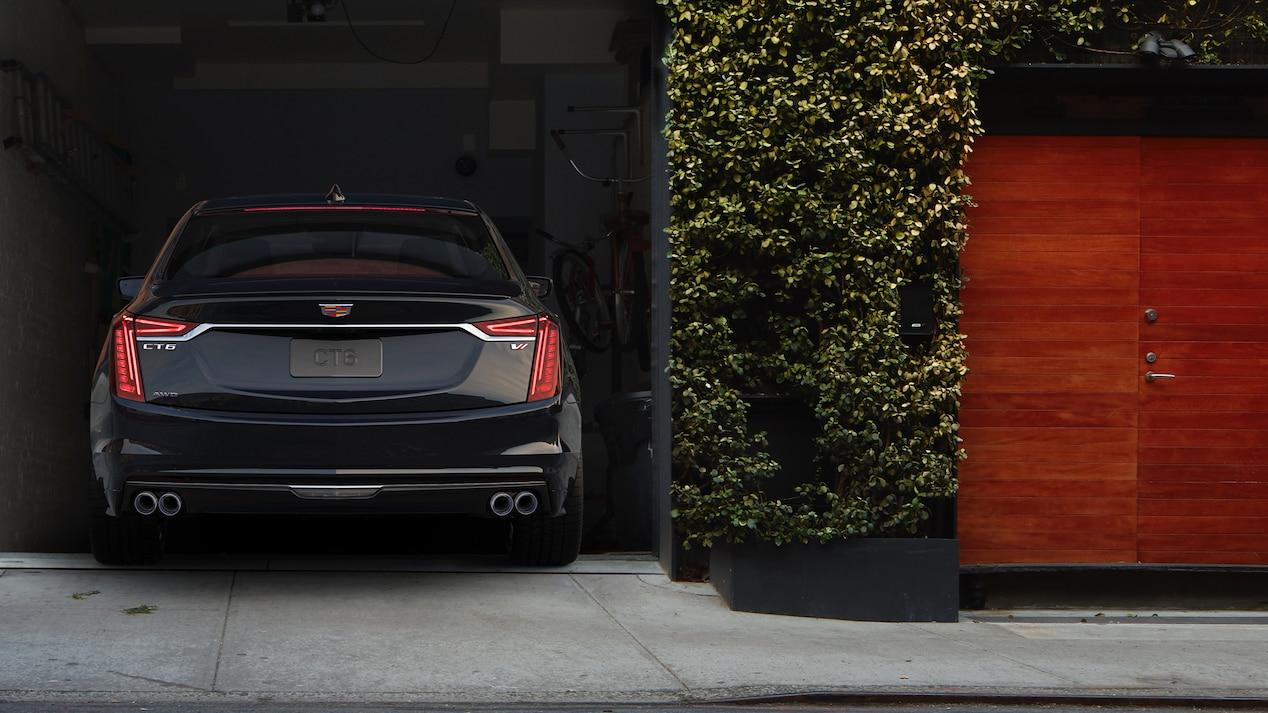 2019 Ct6 V Sport Sedan Cadillac