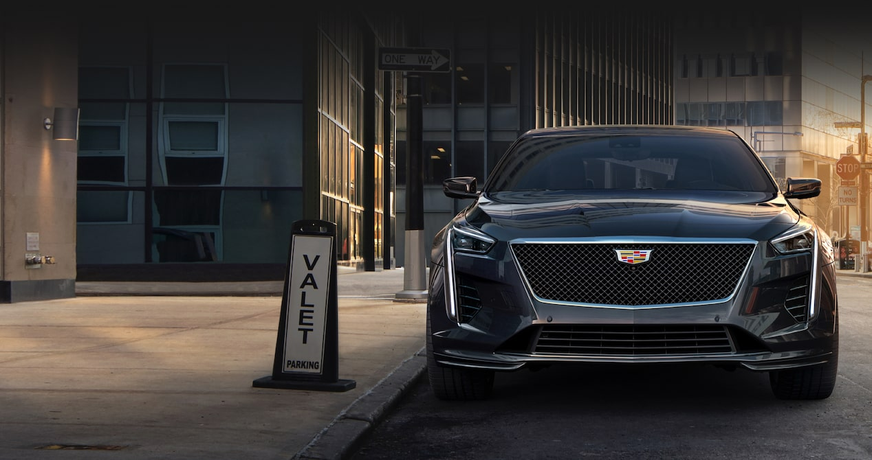 Cadillac Future Vehicles: 2019 CT6 V-Sport Sedan