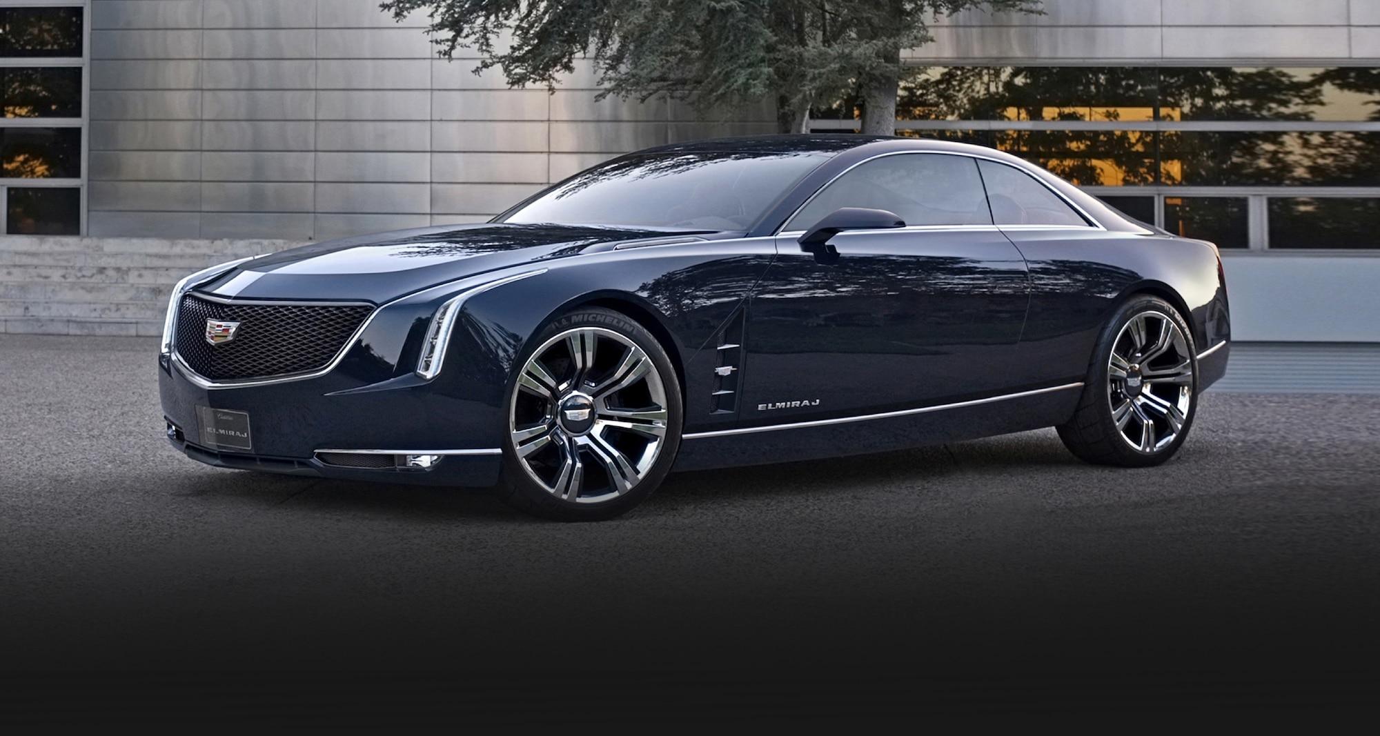 Cadillac coupe concept
