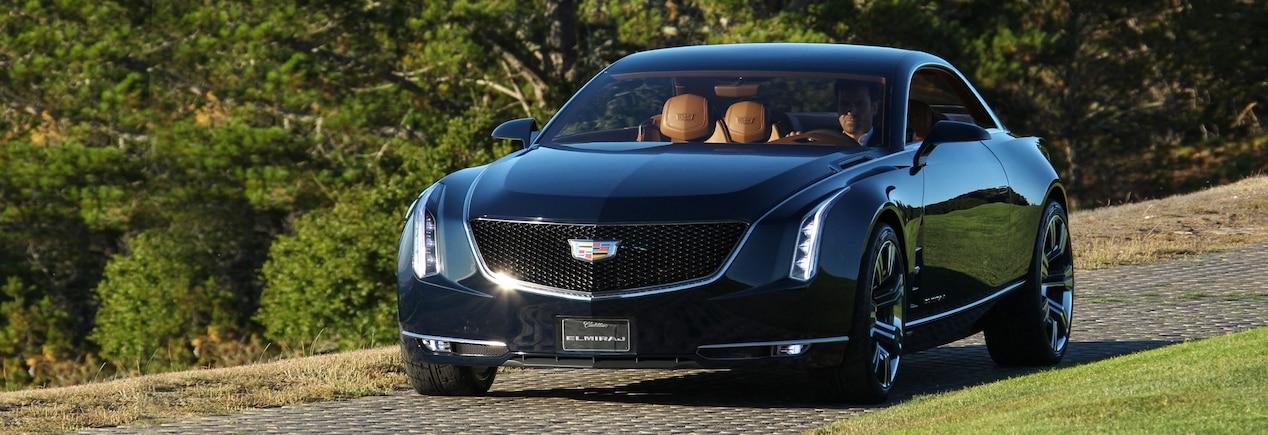 Elmiraj Concept Car Cadillac