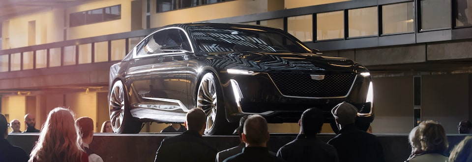 Cadillac Escala Concept Vehicle
