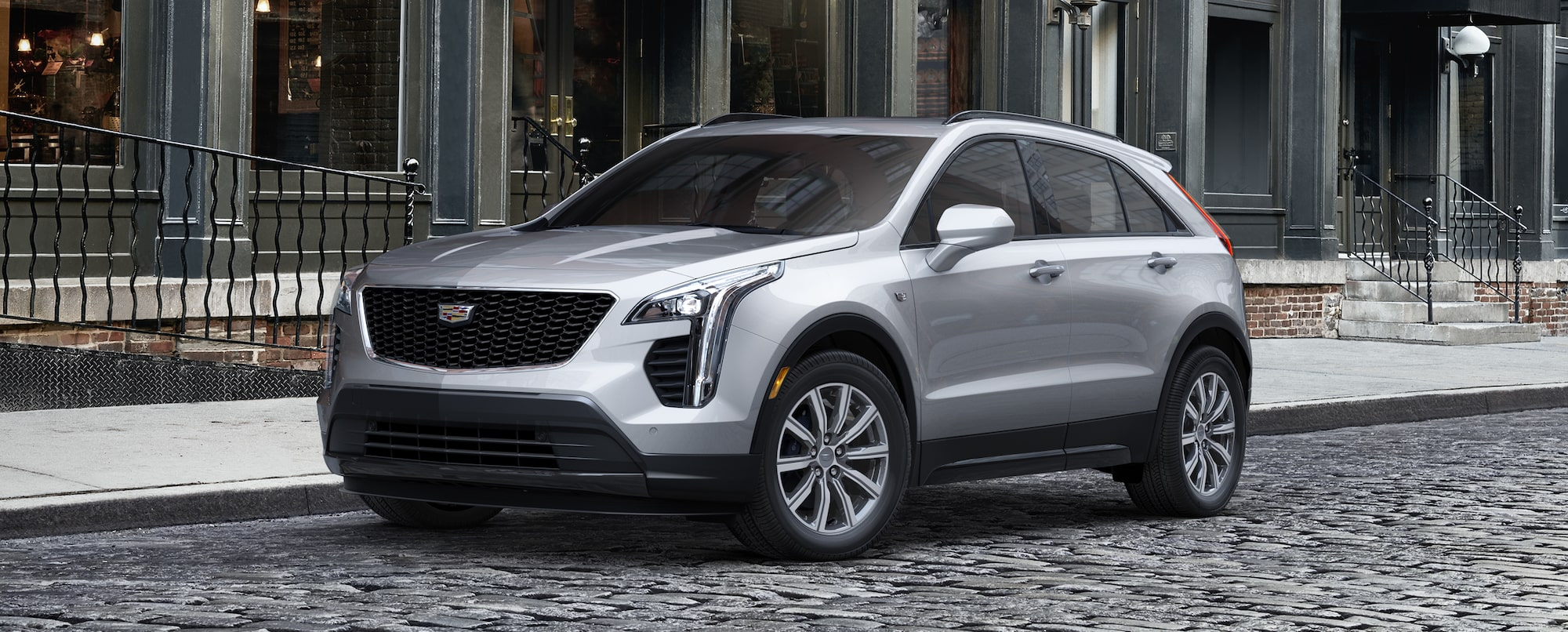 Lovely New Cadillac XT4 Exterior Features