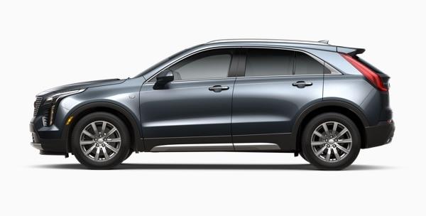 2019 XT4 Crossover - Future Vehicle | Cadillac