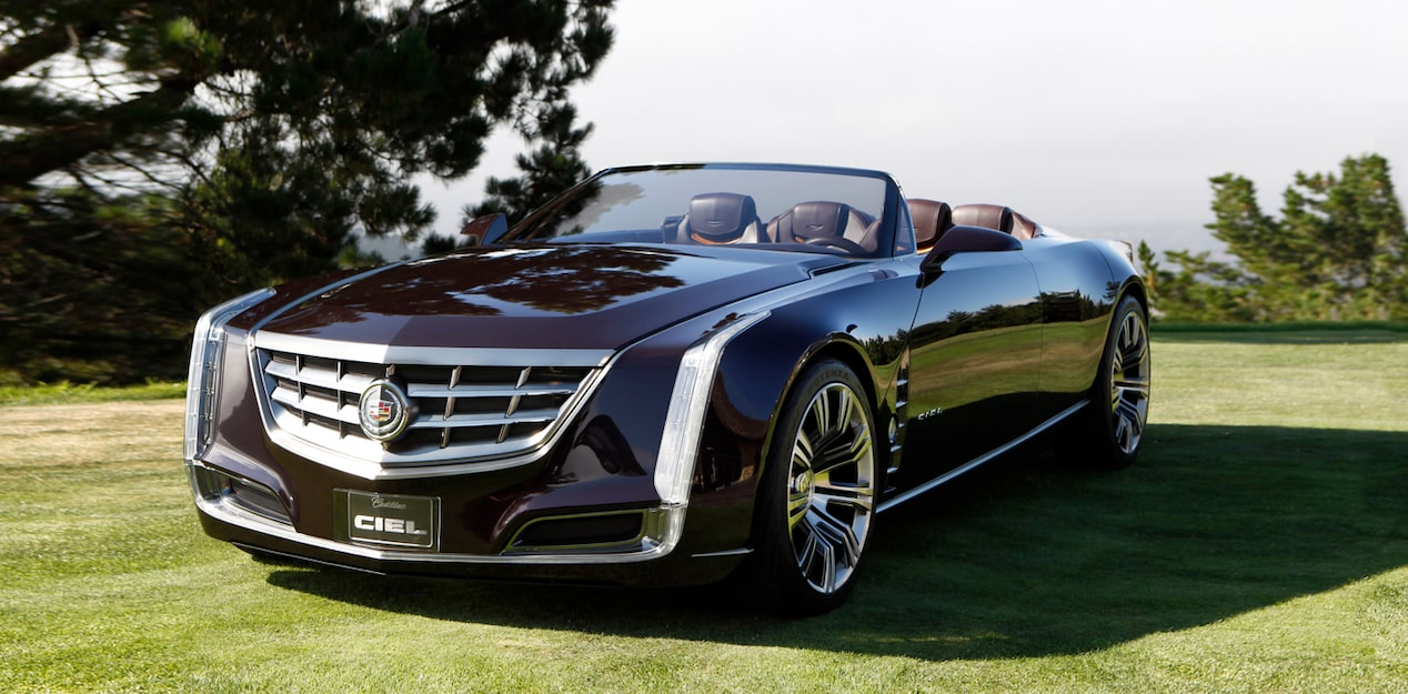 today cadillac latest logo and cars timeline list of car models history