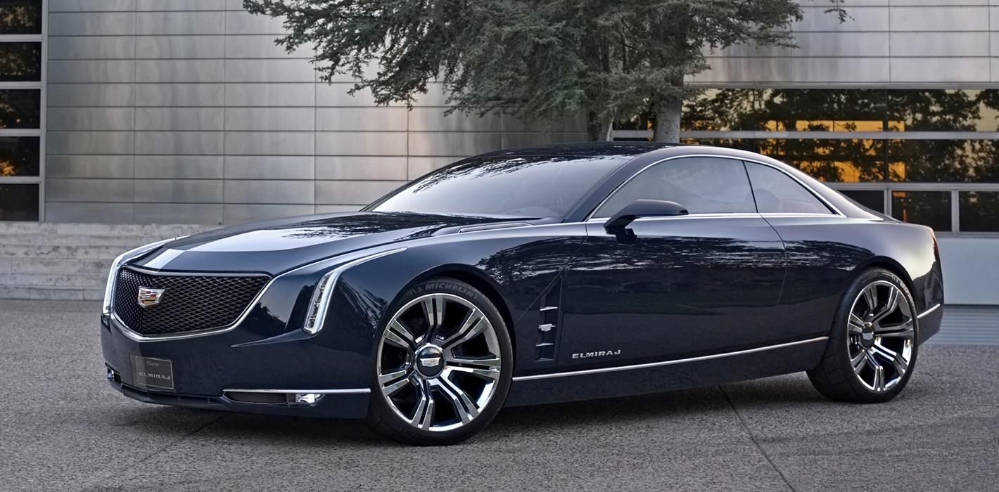 2016 cadillac concept car