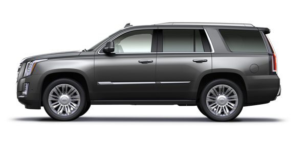 Escalade SUV Platinum Trim