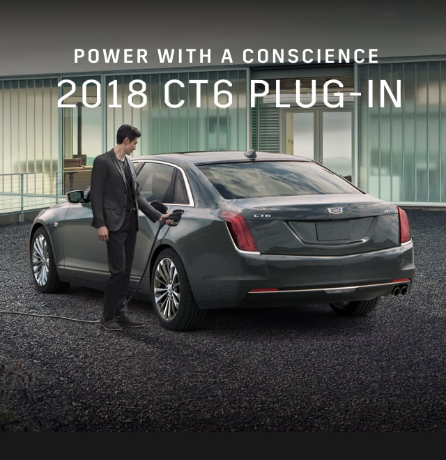 2018 Cadillac Ct6 Plug In