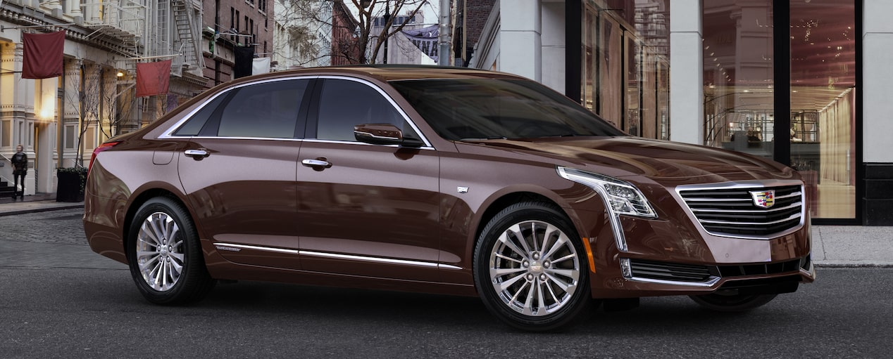 CT6 Plug-In Exterior in Cocoa Bronze Metallic