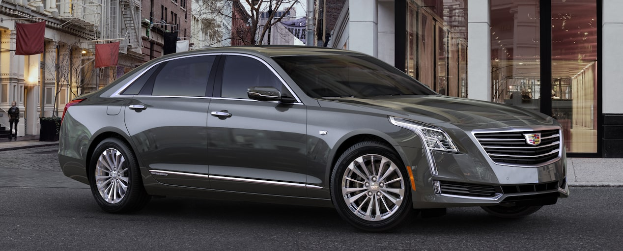 CT6 Plug-In Exterior in Moonstone Metallic