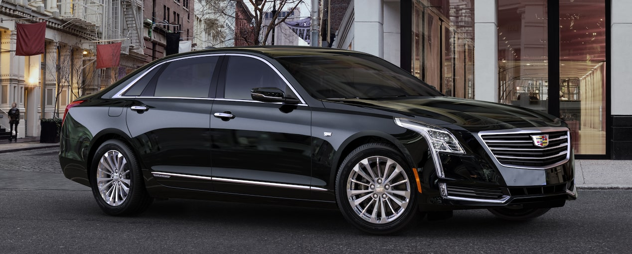 CT6 Plug-In Exterior in Stella Black Metallic