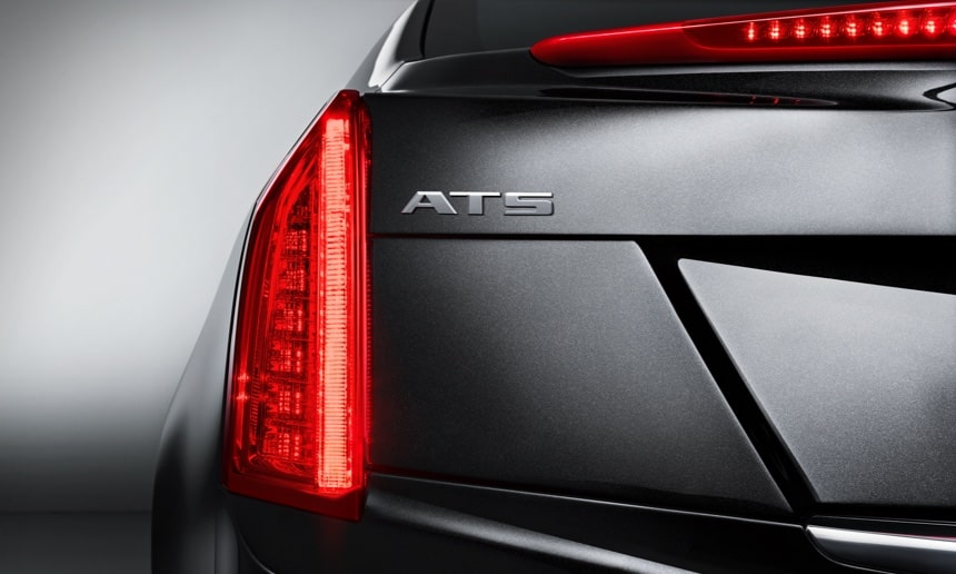 ATS Sedan Tail Light