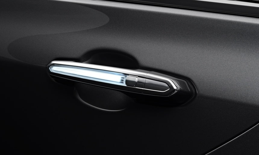 Cadillac ATS Sedan Door Handle