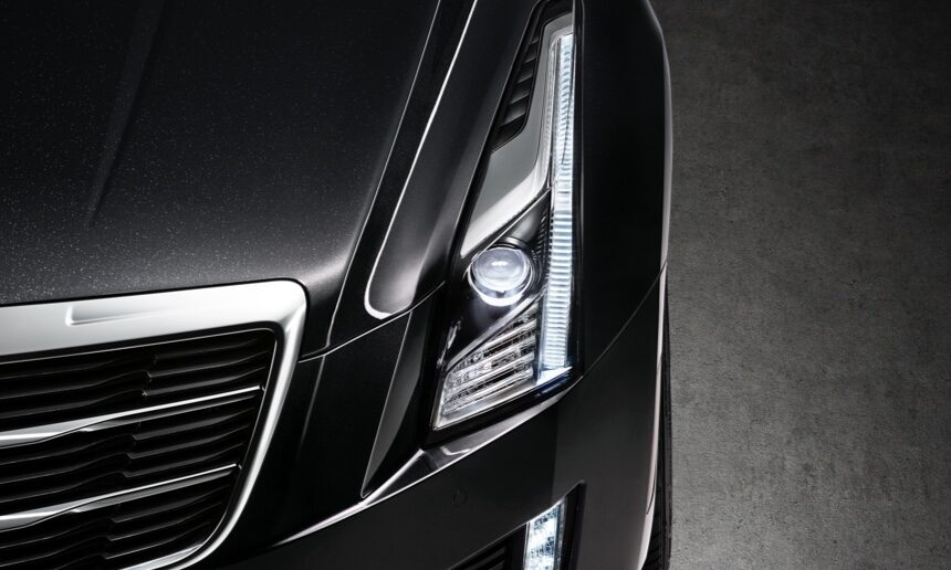 ATS Sedan Headlight