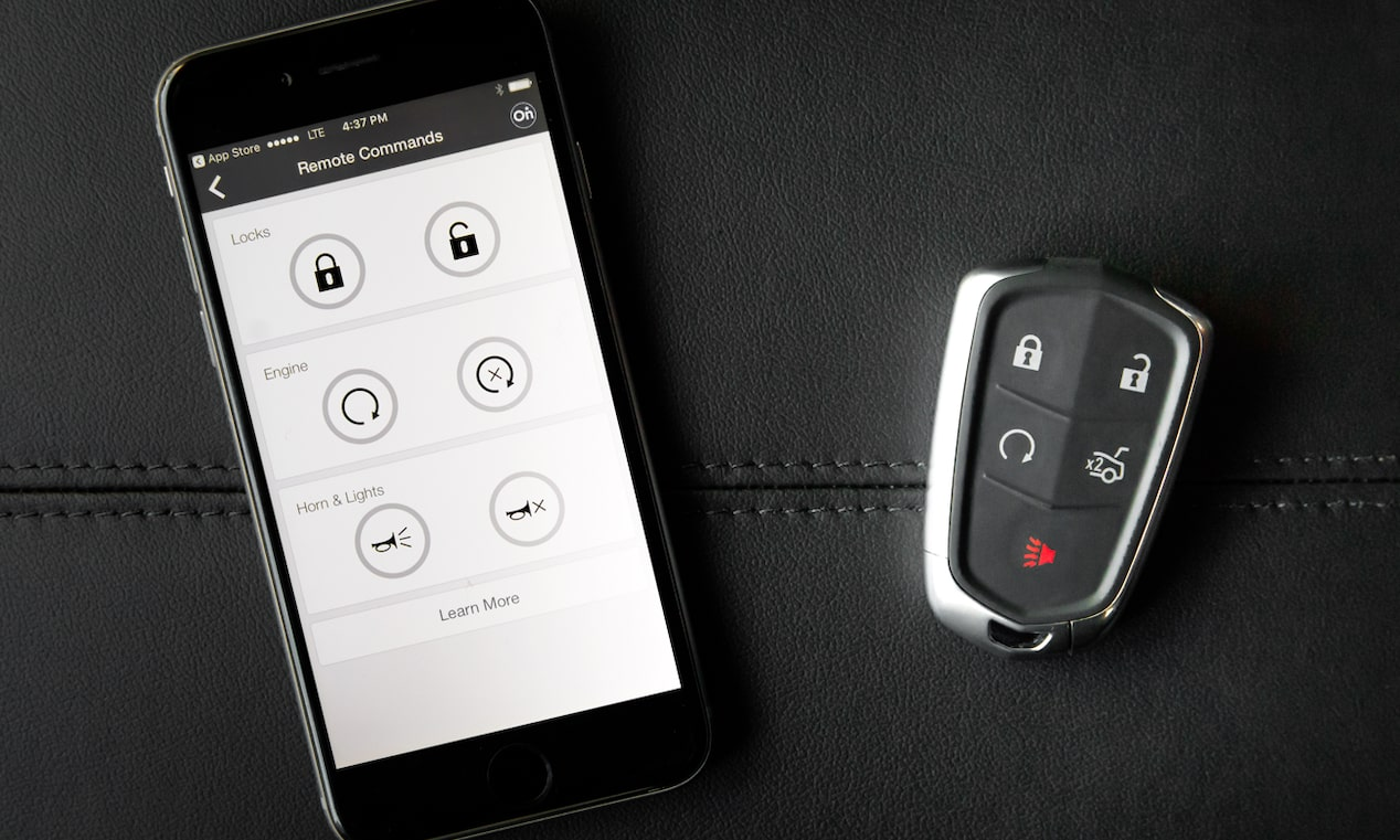 Remote Start for ATS Sedan