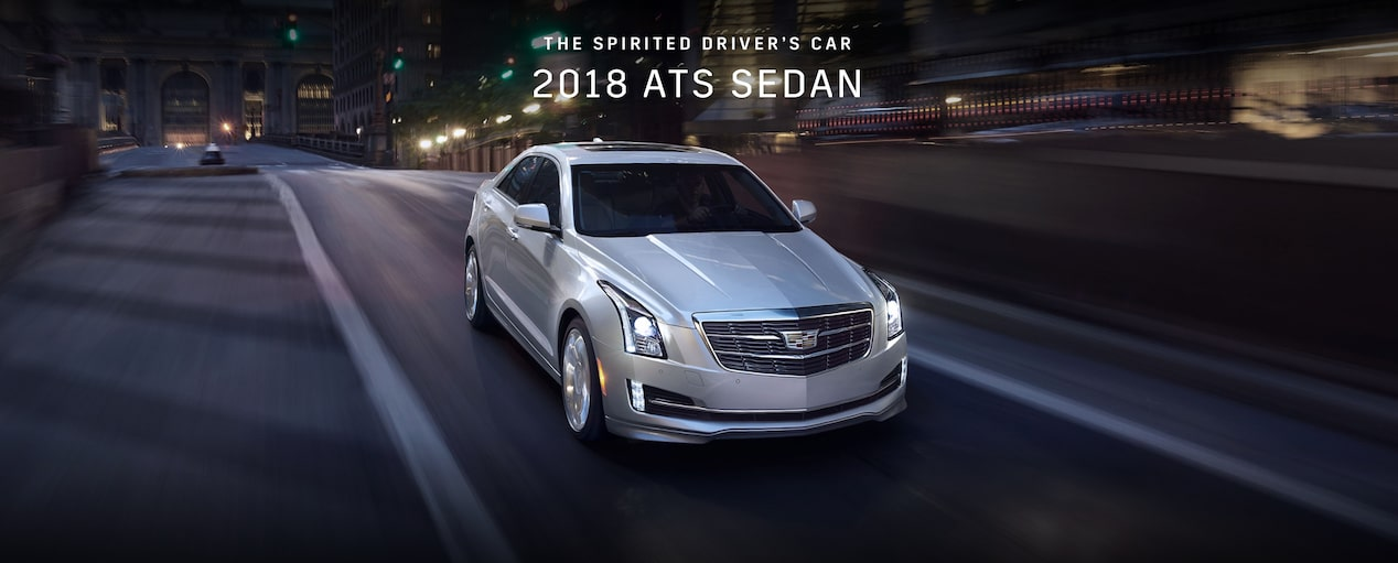 2018 Ats Sedan Cadillac
