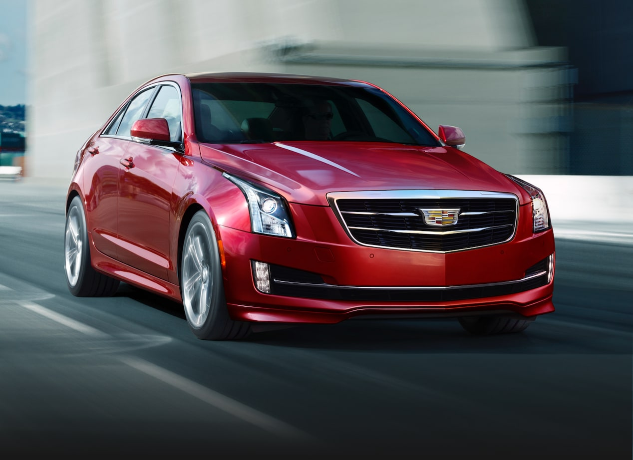 article car coupe autoweek scraps and the first v photo cadillac ats news drive sedan