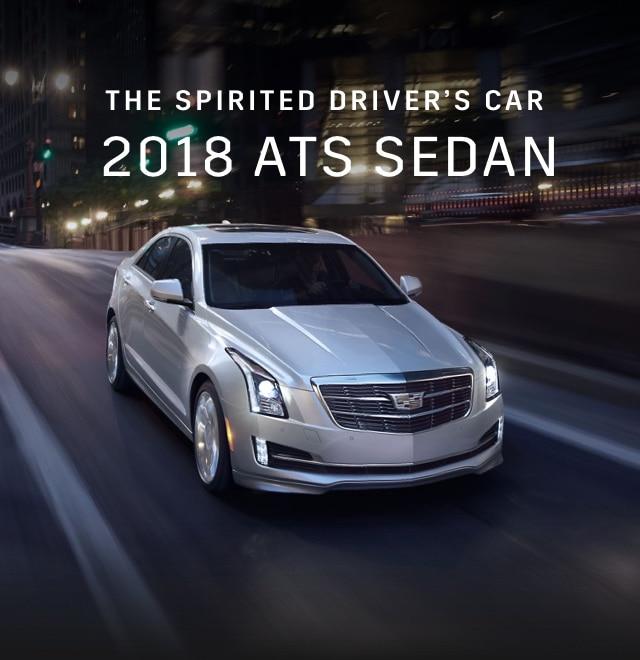 2018 Cadillac Ats Interior: 2018 ATS Sedan