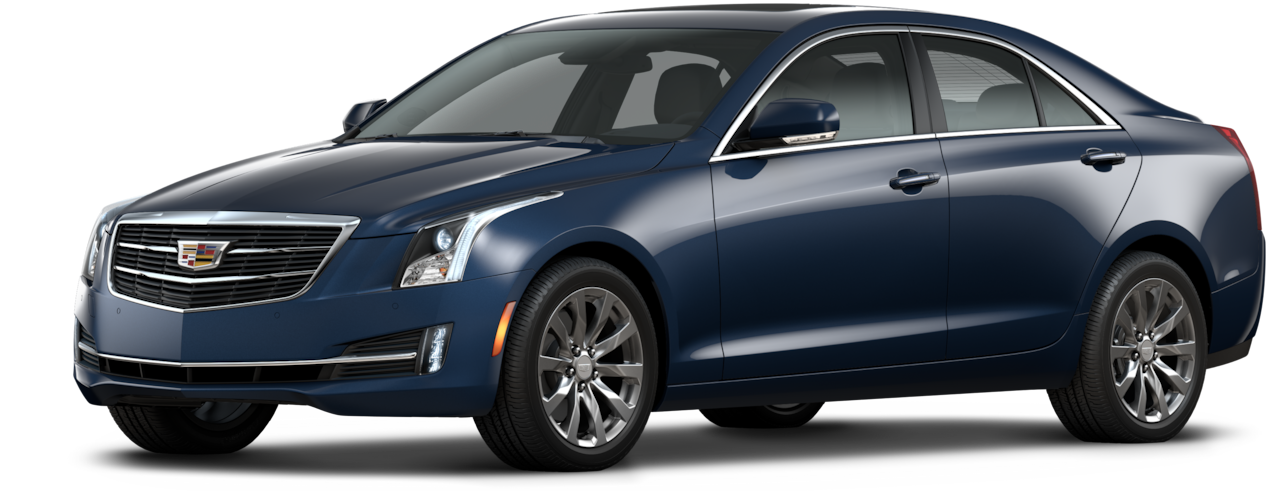 2018 ATS Sedan Premium Luxury Trim