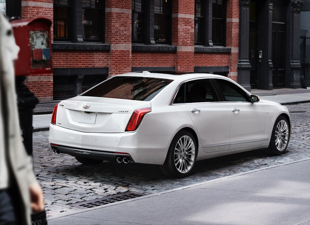 Certified Pre Owned >> 2018 CT6 Sedan - Photo Gallery | Cadillac