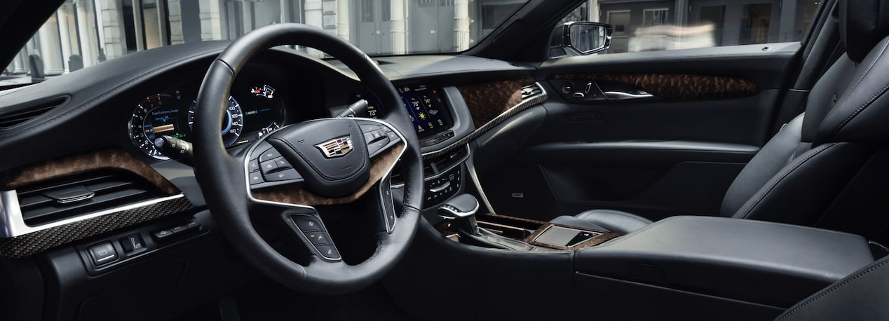 2018 Ct6 Sedan Photo Gallery Cadillac
