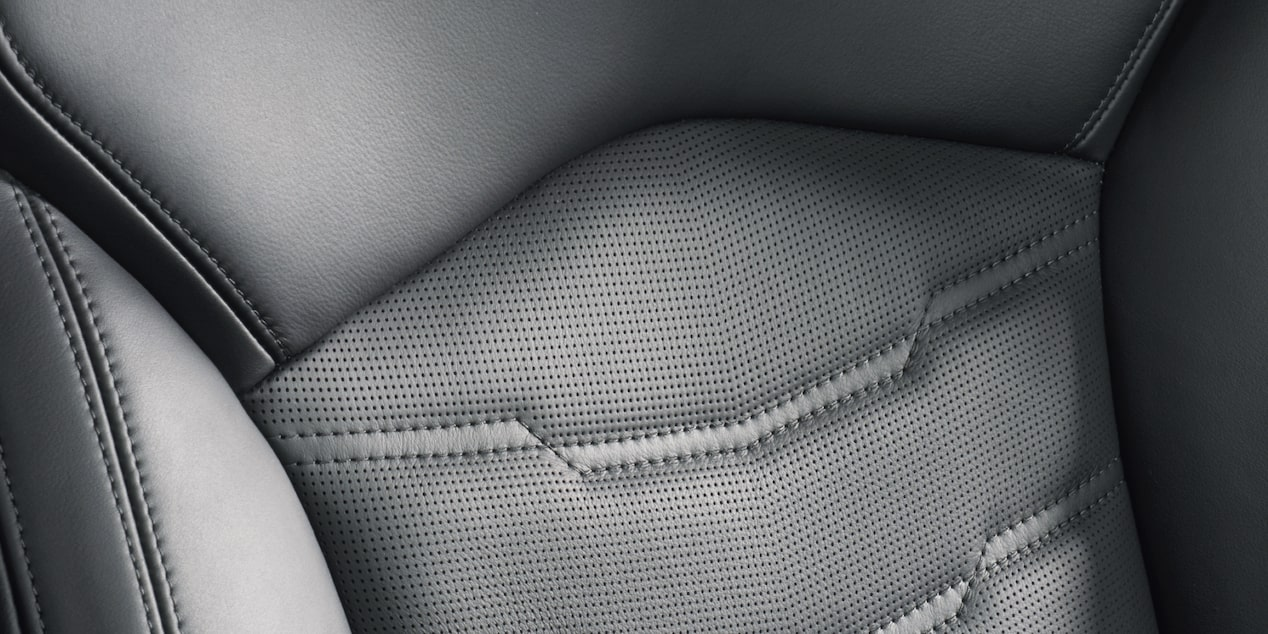CT6 Seat Close Up