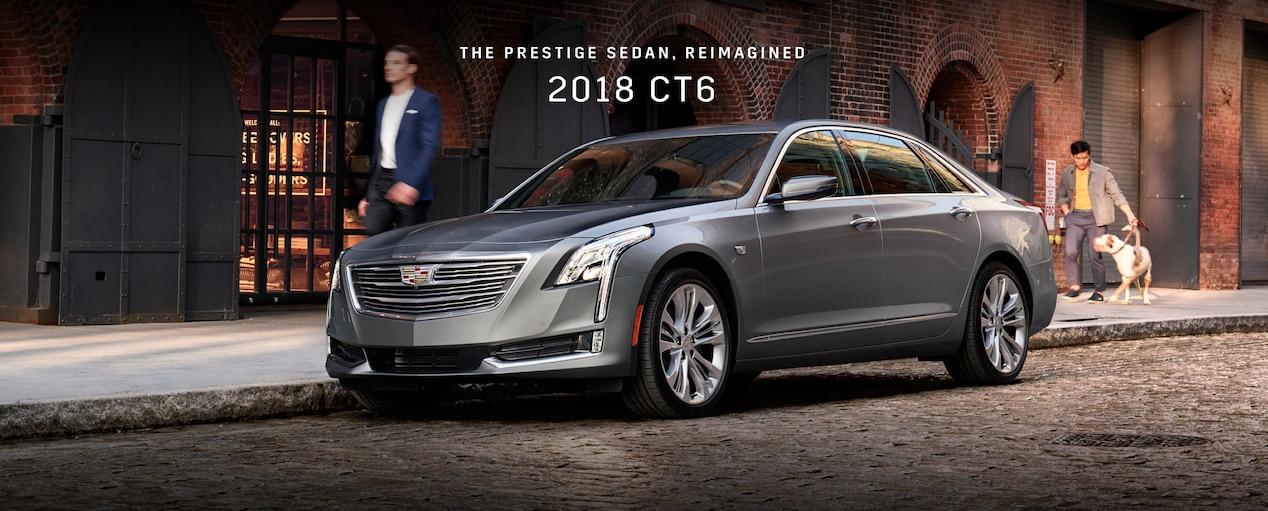 2018 CT6 Sedan | Cadillac