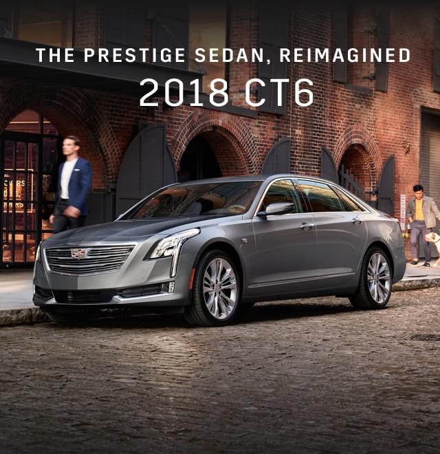 2018 CT6 Sedan