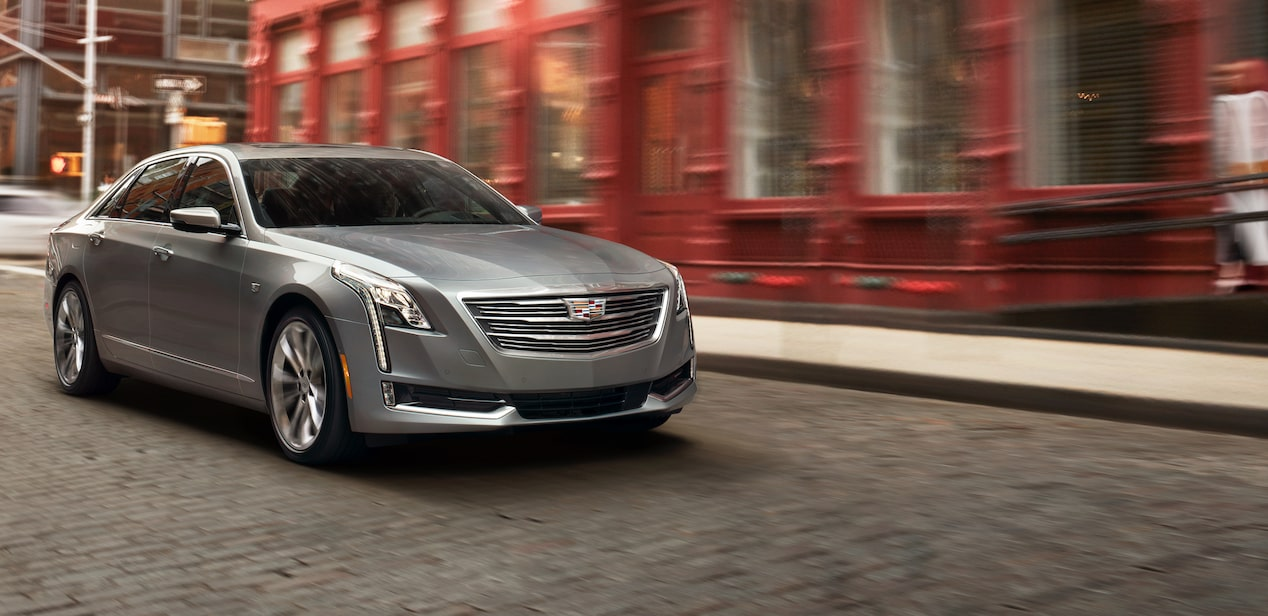 CT6 24 Hour Test Drive