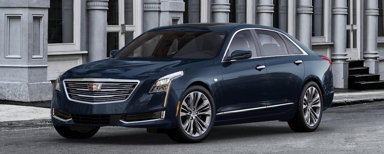 Cadillac Ct 4 >> 2018 CT6 Sedan | Cadillac
