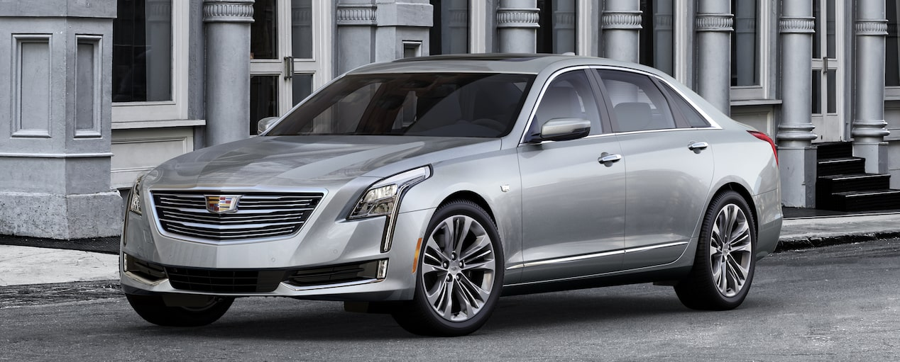 CT6 Exterior in Radiant Silver Metallic