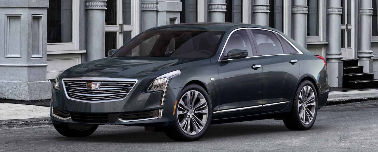 CT6 Exterior in Stone Gray Metallic