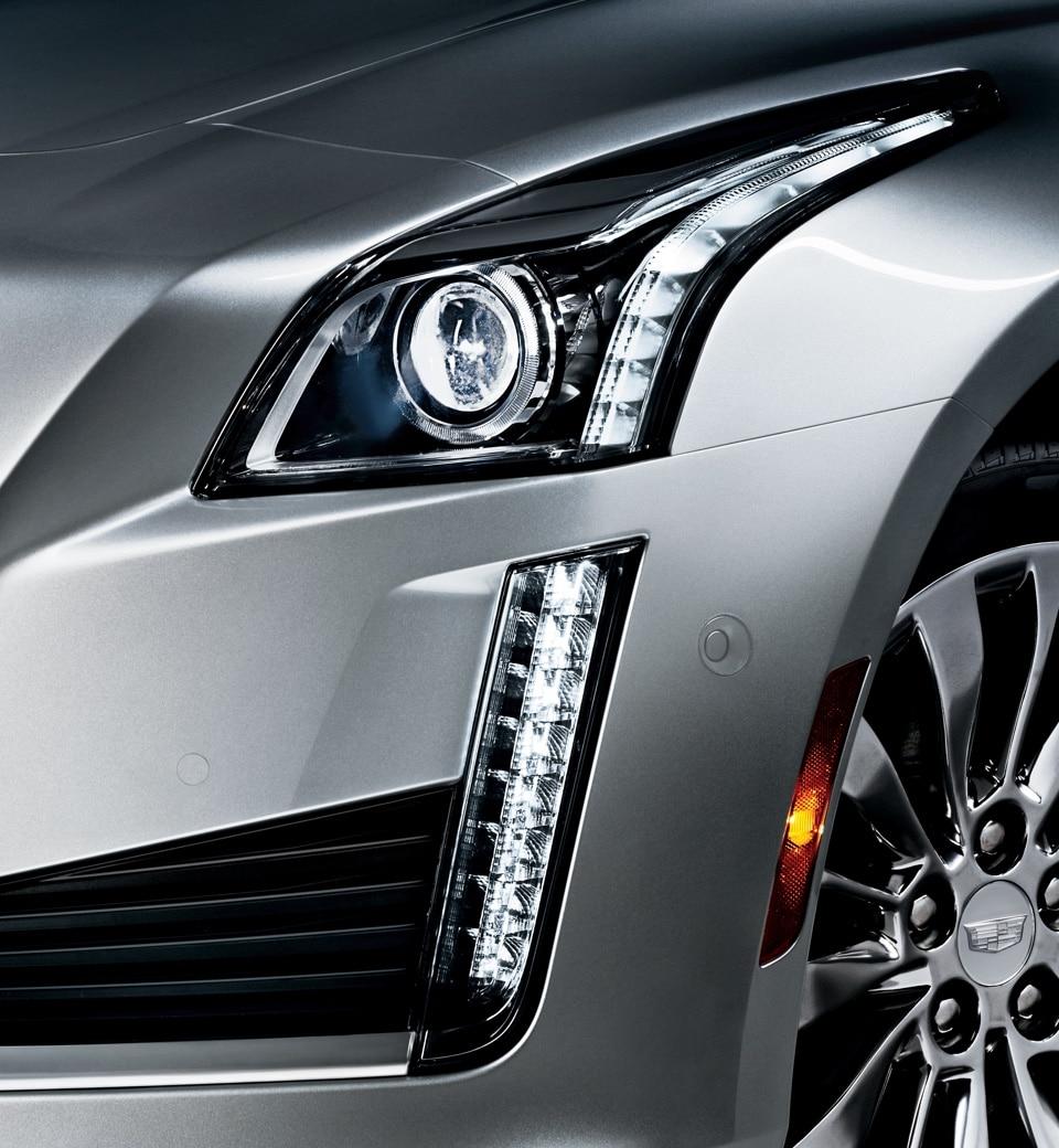 Cts Cadillac Sedan: 2018 CTS Sedan - Photo Gallery