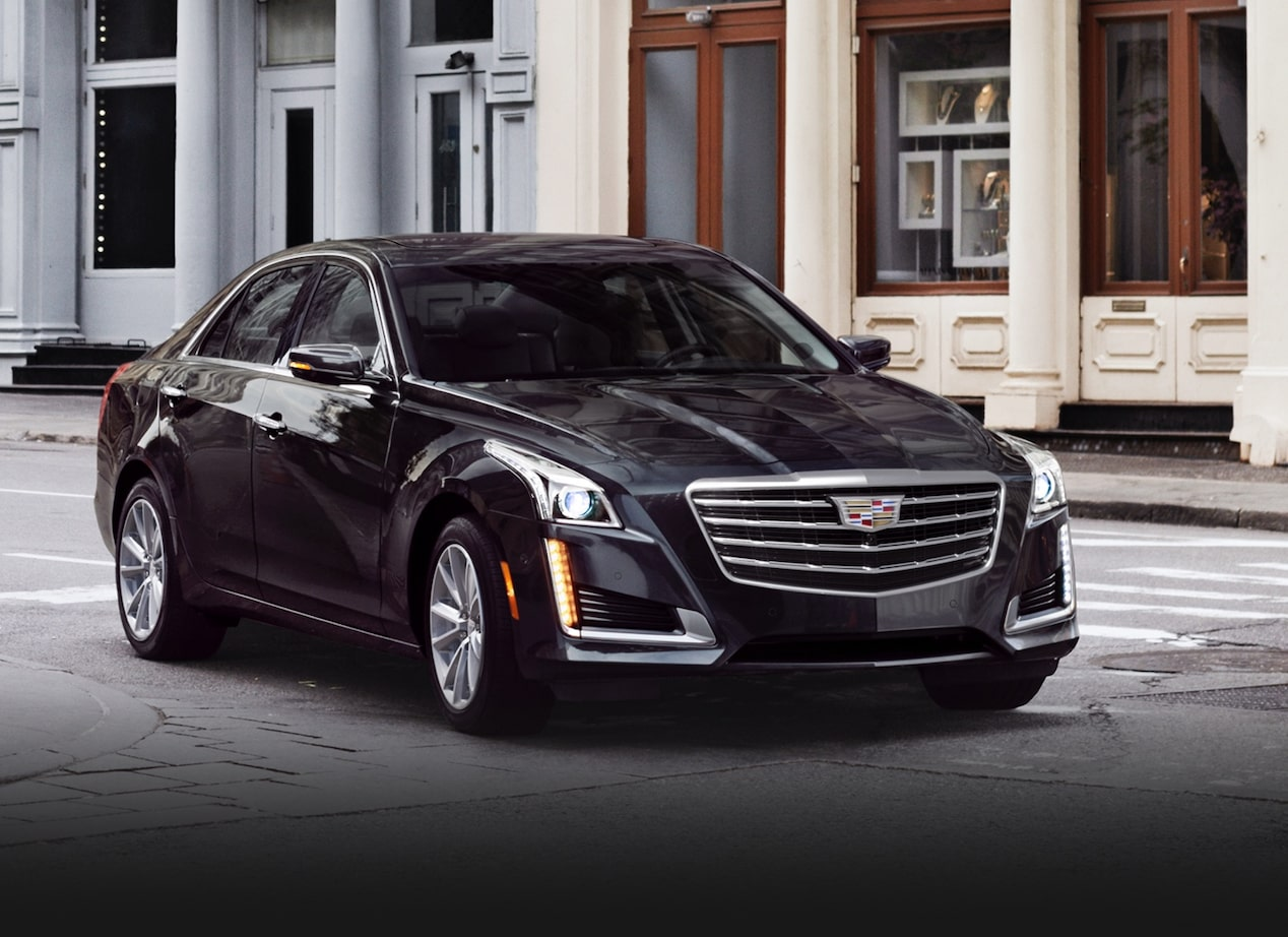 2018 Cts Sedan Cadillac