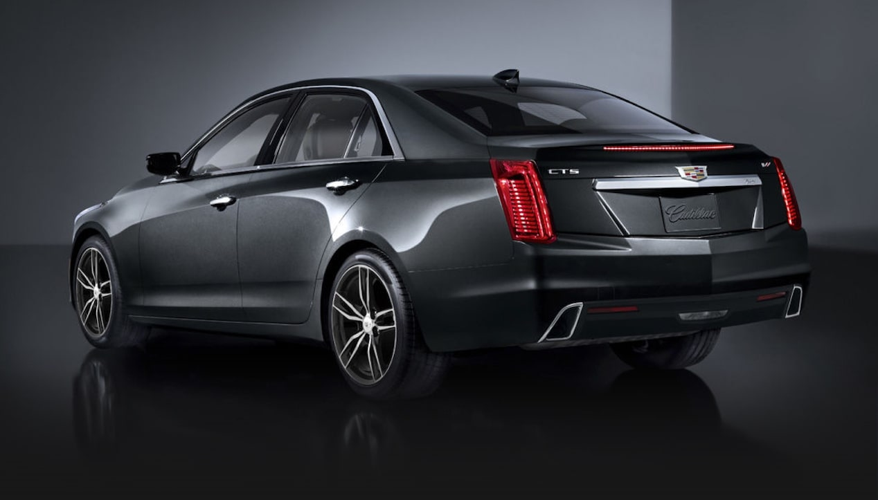 2018 cts sedan cadillac. Black Bedroom Furniture Sets. Home Design Ideas
