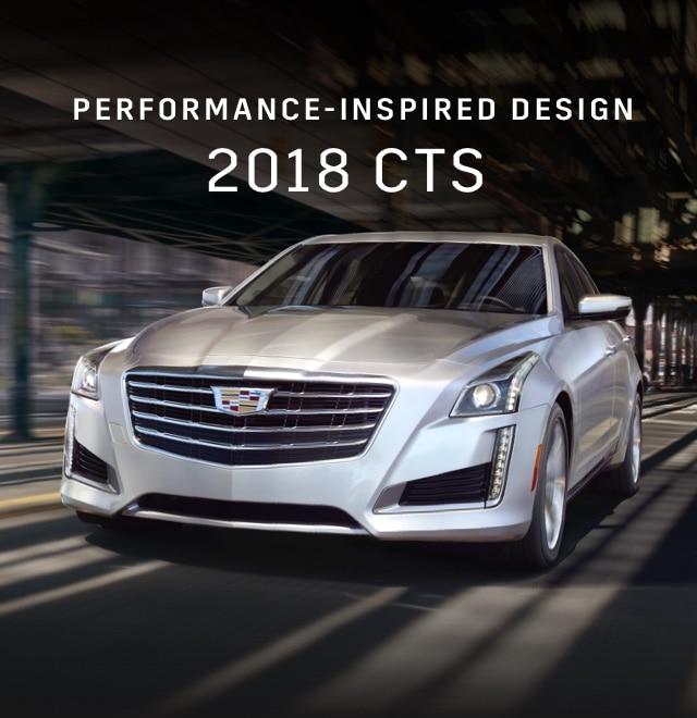Cadillac Cts V Cost: 2018 CTS Sedan