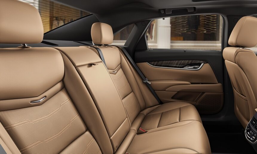 XTS Sedan Backseats