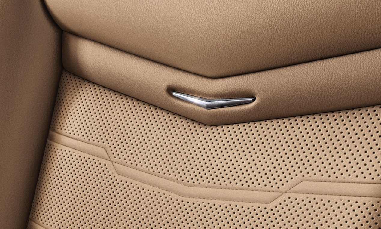 Close Up of XTS Seat
