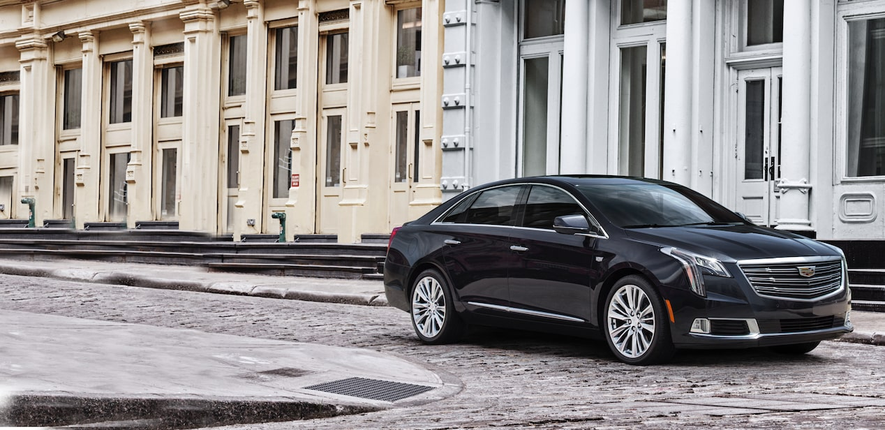 XTS Sedan with Automatic Braking