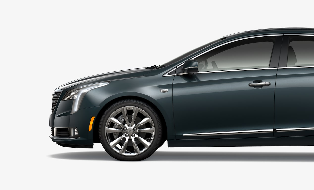 Side View of XTS Sedan